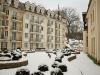 Hotel Carlsbad Plaza Karlovy Vary- Karlsbad, Garten im Winter