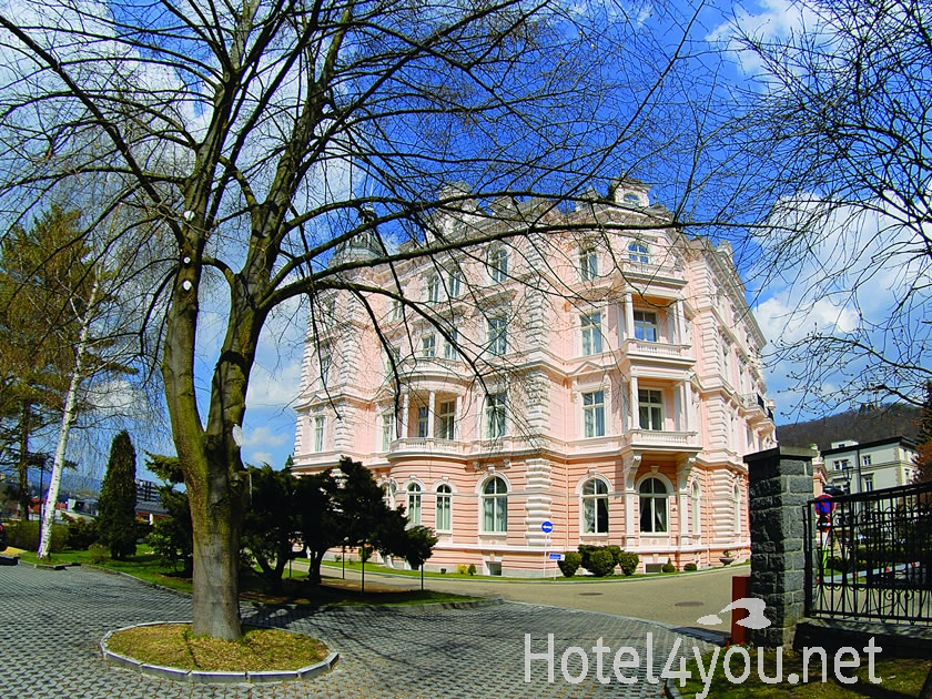 Palace Bristol Hotel Czech Republic