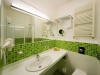 Hotel Sanssouci Blue House Karlovy Vary Bathroom