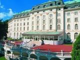 Jachymov Spa town, Kurort Jáchymov (St. Joachimsthal)  Radium Palace Hotel
